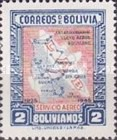 [Airmail Stamps - The 20th Anniversary of the First National Air Service, type EL4]