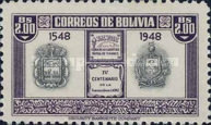 [The 400th Anniversary of the Founding of La Paz, type FU]