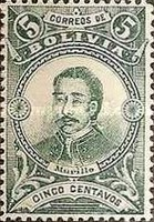 [People of the Bolivian History, type H]
