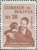 [Airmail Stamps - The Third Inter-American Indigenous Congress, Typ HY]