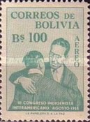 [Airmail Stamps - The Third Inter-American Indigenous Congress, Typ HY1]