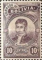 [People of the Bolivian History, type I]