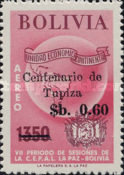 [Airmail - The 100th Anniversary of the Tupiza Surcharged