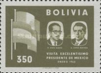 [Visit of the Mexican President to Bolivia, type IF]