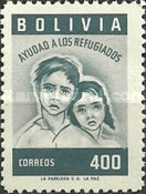 [Airmail - World Refugee Year, type IK2]