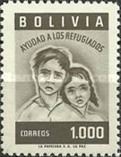 [Airmail - World Refugee Year, type IK3]