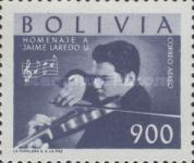 [Airmail - Jaime Laredo Commemoration, type IN3]