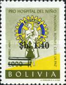 [Airmail - Rotary Help for Children's Hospital, Typ IO10]