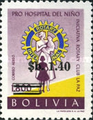 [Airmail - Rotary Help for Children's Hospital, Typ IO11]