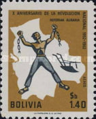 [The 10th Anniversary of the Revolution, 1962, Typ MA]