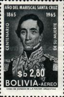 [Airmail - The 100th Anniversary of the Death of Marshal Santa Cruz, Typ MD3]