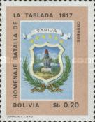 [The 150th Anniversary of the Battle of the Tablada, 1817, Typ MY]
