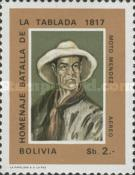 [Airmail - The 150th Anniversary of the Battle of the Tablada, 1817, Typ MZ2]