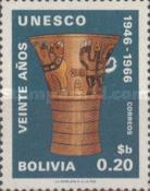 [The 20th Anniversary of the UNESCO, 1966, Typ NC]