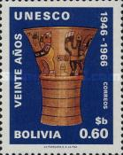 [The 20th Anniversary of the UNESCO, 1966, Typ NC1]