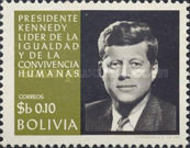 [Airmail - The 5th Anniversary of the Death of John F. Kennedy, U.S. President, Typ NE]