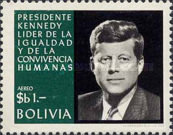 [The 5th Anniversary of the Death of John F. Kennedy, U.S President, Typ NE2]