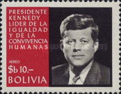 [The 5th Anniversary of the Death of John F. Kennedy, U.S President, Typ NE3]
