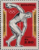 [Airmail - Olympic Games - Mexico, 1968, type NZ]