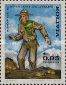 [Bolivian Scout Movement, Typ OR]