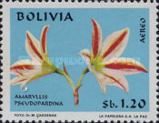 [Airmail - Bolivian Flora, Typ OZ]