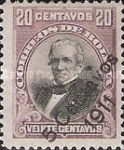 [Politicians Stamp of 1901 Surcharged, type U1]