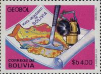 [Bolivian Geological Institute, Typ UR]