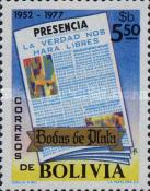 [Bolivian Newspapers, Typ VW]
