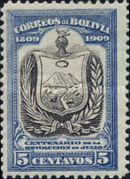 [The 100th Anniversary of the Revolution of July 1809, Typ W]
