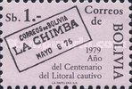 [The 100th Anniversary of the Loss of Litoral Department to Chile, Typ XC]