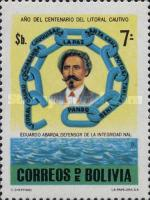 [The 100th Anniversary of the Loss of Litoral Department to Chile, Typ XG]