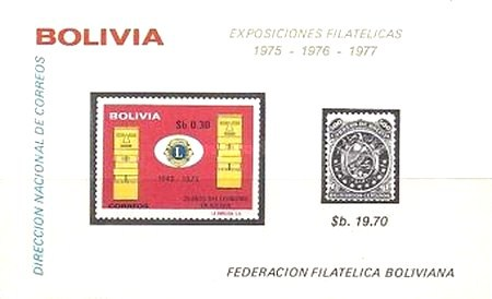 [Stamp Exhibitions 1975-1977, type XSA]