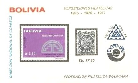 [Stamp Exhibitions 1975-1977, type XSB]