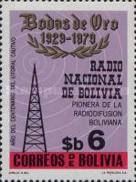 [The 50th Anniversary of the National Radio, Typ XV]