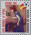 [Football World Cup, Spain, Typ ZW]
