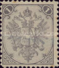 [Coat of Arms - Denomination in Top Corners, Typ A1]