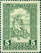 [Charity Stamps, Typ AD]