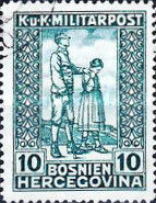 [Charity Stamps, Typ AE1]