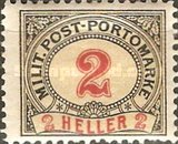 [Postage-Due Stamps, Typ A1]