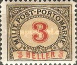 [Postage-Due Stamps, Typ A2]