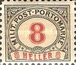 [Postage-Due Stamps, Typ A7]