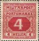 [Postage-Due Stamps, Typ B1]