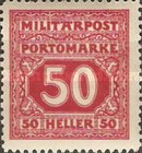 [Postage-Due Stamps, Typ B10]