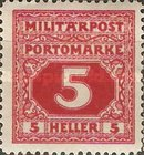 [Postage-Due Stamps, Typ B2]