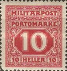 [Postage-Due Stamps, Typ B4]