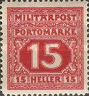 [Postage-Due Stamps, Typ B5]