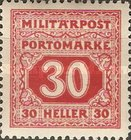 [Postage-Due Stamps, Typ B8]