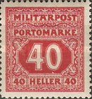 [Postage-Due Stamps, Typ B9]