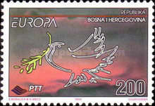 [EUROPA Stamps - Peace and Freedom, Typ ]
