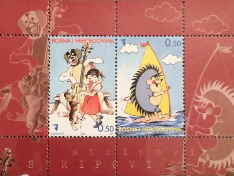 [Youth Philately - Comics, Typ ]